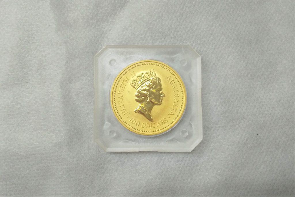オーストラリア・カンガルー金貨1オンス